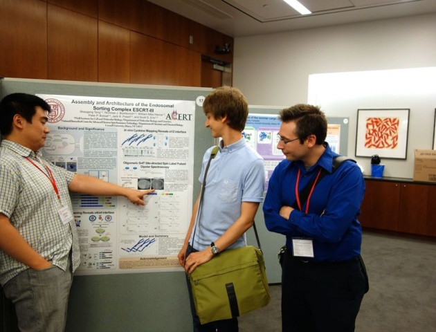 GGD/BMCB Poster Session