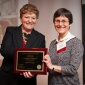 Angela Douglas receives 2014 CALS Award for Outstanding Accomplishments in Research